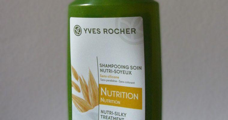 Recenzja: szampon odżywczy do włosów suchych od Yves Rocher