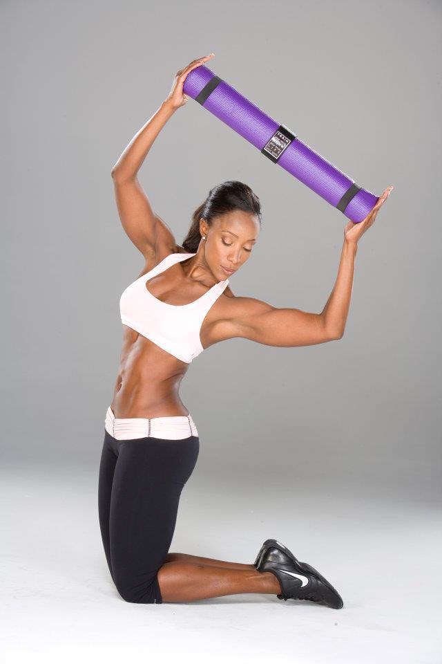 Szybki trening: tiffoczki z Tiffany Rothe