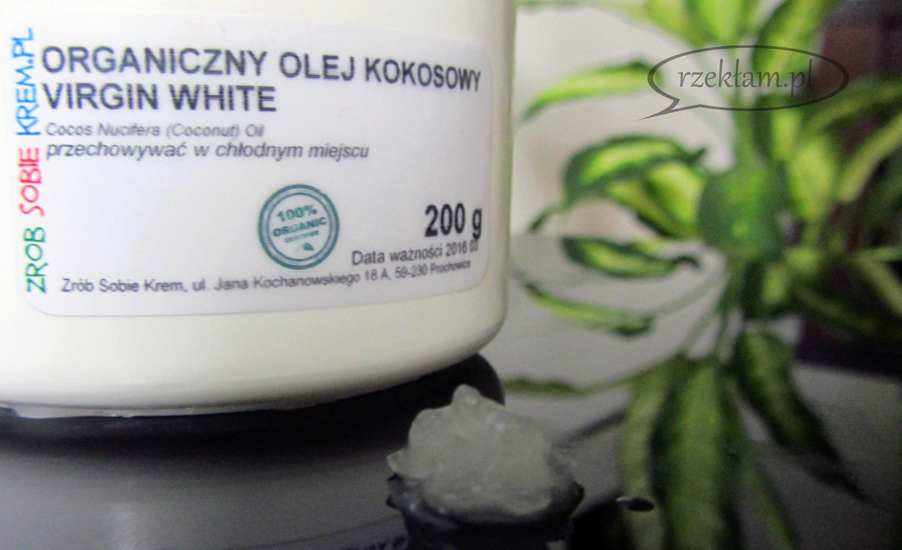 Tanie i sprawdzone: nierafinowany, organiczny olej kokosowy