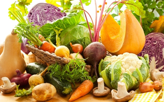 Jedz sezonowo! Jesienne warzywa