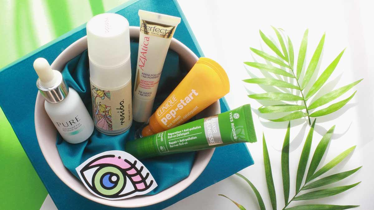 Krem i serum pod oczy: fanaberia czy konieczność w kosmetyczce?