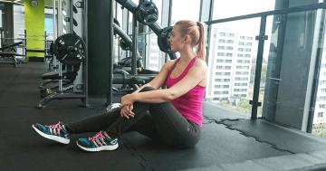 Powrót na siłownię – mój trening