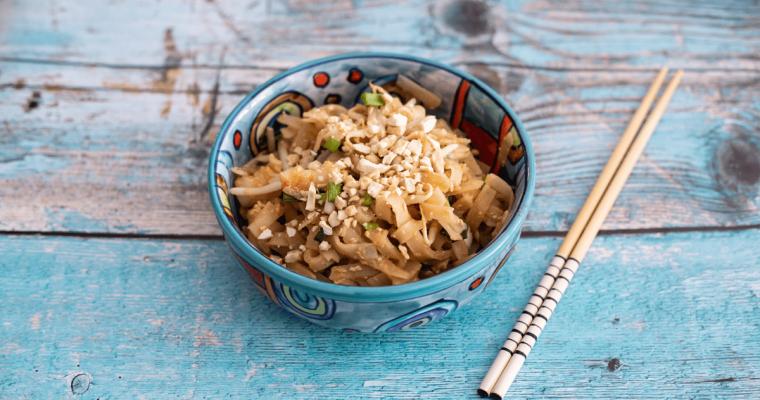 Szybki obiad: Pad Thai, czyli trochę Tajlandii w Polsce