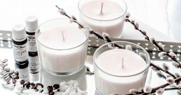 Jak zrobić świeczki sojowe? Instrukcja krok po kroku