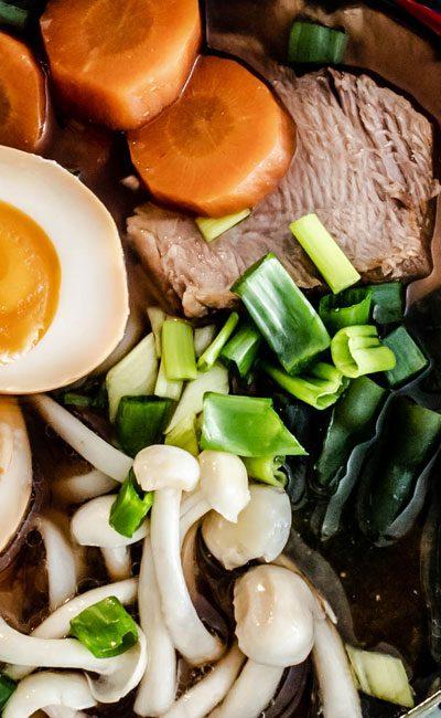 Domowe miso ramen – mój sprawdzony przepis na najpyszniejszą zupę świata