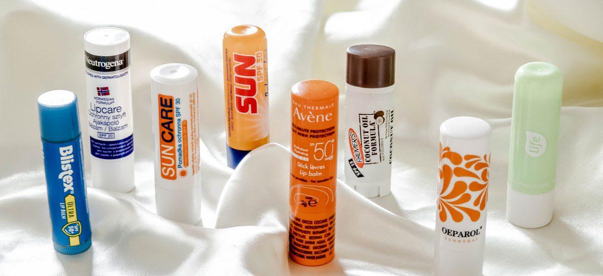 Dlaczego warto stosować pomadki z SPF? Najlepsze pomadki i balsamy do ust z filtrem UV